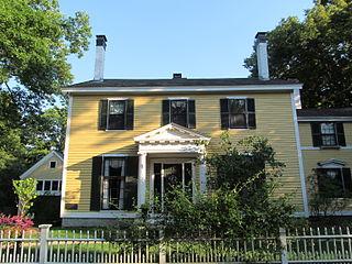 Thoreau–Alcott House