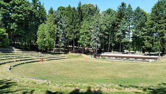 Thornden Park - Thornden Park amphitheater