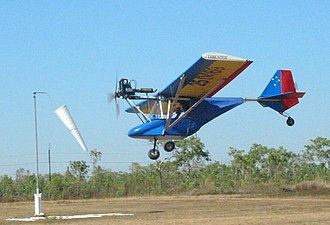 Thruster T600 Sprint - T600T tailwheel version
