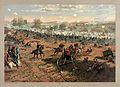 Thure de Thulstrup - L. Prang and Co. - Battle of Gettysburg - Restoration by Adam Cuerden 0.5.jpg