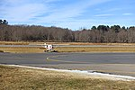 Tie-down - Minute Man Air Field - Stow, Massachusetts - DSC08597.jpg