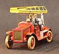 Tin toy fire truck, pic-026.JPG
