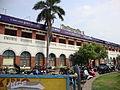 Tiruchirapalli Eisenbahnknotenpunkt Eingang hindi.JPG