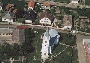 Tiszavasvári - Aerialphotography of Tiszavasvári