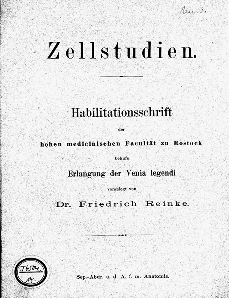 document title page