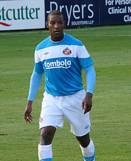 Titus Bramble English footballer
