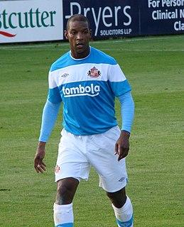 Titus Bramble British footballer