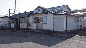 Hon-Nakano Station - Hon-Nakano Station in December 2014