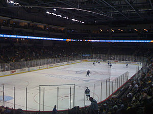 Toledo Walleye - Opening night of the 2009–10 Toledo Walleye season