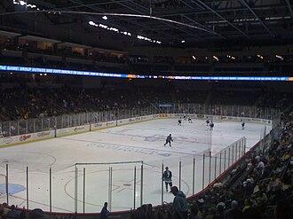Toledo Walleye - Opening night of the 2009–10 Toledo Walleye season