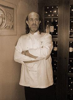 Tom Valenti American chef