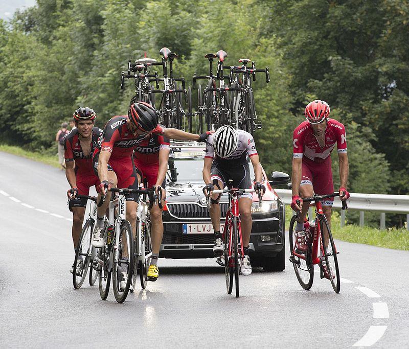 Tour de France 2016, Stage 19 - Albertville to Saint-Gervais Mont Blan (28685156300).jpg