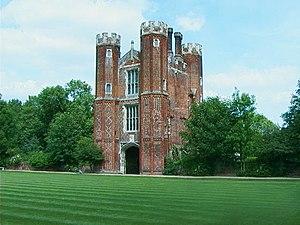 Richard Rich, 1st Baron Rich - Leez Priory tower
