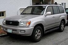 Toyota Land Cruiser – Wikipedia