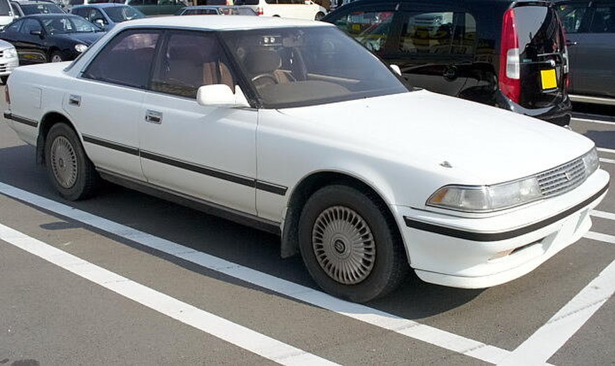 Toyota Mark II - The Reader Wiki, Reader View of Wikipedia