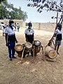 Traditional drummers in Funsi, Northern Ghana.jpg