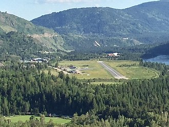 Trail, British Columbia - Trail Regional Airport