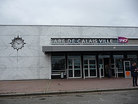 Image illustrative de l'article Gare de Calais-Ville
