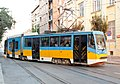 Tramway in Sofia in Alabin Street 2012 PD 020.jpg