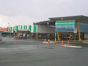Transperth Mirrabooka Bus Station east bus entrance.jpg
