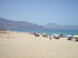 Alcamo Marina - Alcamo Marina's beach