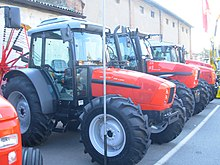 SLH 54 SAME Traktoren Produktprogramm 2011 Prospekt von 02//2011