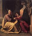 Trauerndes Koenigspaar (Lessing 1842).jpg