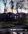 Trees by the River, 1900, by Laura Muntz-Lyall.jpg