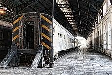 Tren en la Estación Mitre de TucumánAutor: Constanza Benintende