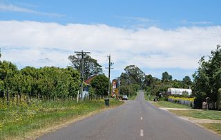 Trentham East, Victoria Town in Victoria, Australia