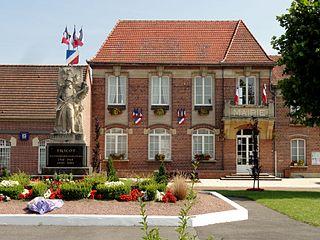 Tricot, Oise Commune in Hauts-de-France, France