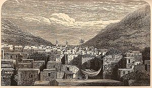 Nabulsi soap - Nablus in the 19th century