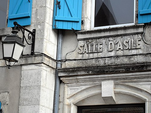 Trondes Salle d'asile