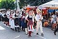 Trumpet Festival in Guca Serbia folklore.jpg