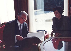 History of Croatia since 1995 - President Franjo Tuđman in 1997