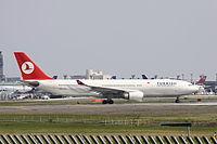 TC-JNB - A332 - Turkish Airlines