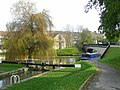 Turning basin on the Kennet and Avon Canal - geograph.org.uk - 1053515.jpg