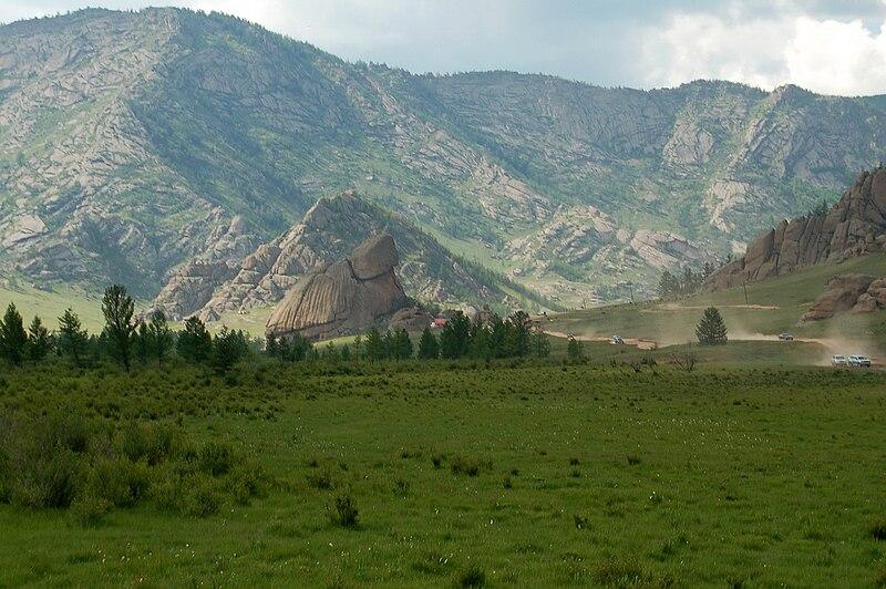 File:Turtle Rock, Gorkhi-Terelj National Park.jpg