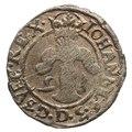 Tvåöring, 1592 - Skoklosters slott - 109401.tif