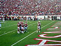 ULM at Arkansas, 2012 001.jpg