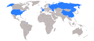 Permanent members of the United Nations Security Council Five countries influential in world affairs