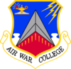 Air War College emblem