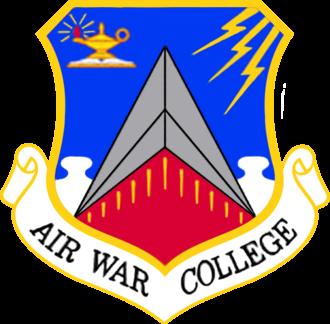 Air University (United States Air Force) - Air War College emblem