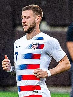 Paul Arriola American soccer player