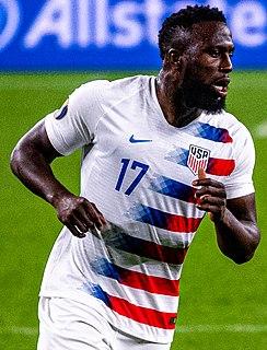 Jozy Altidore American soccer player