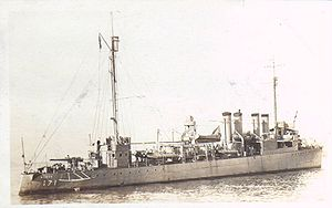 USS Burns (DD-171)