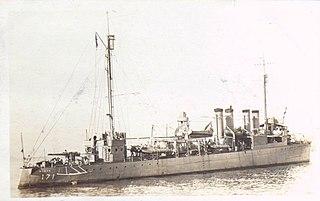 USS <i>Burns</i> (DD-171)
