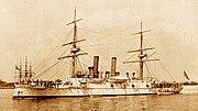USS Atlanta 1884