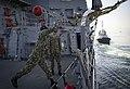 USS Carney Arrives in Algiers (43041252794).jpg