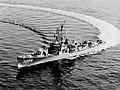 USS Cromwell (DE-1014) underway in April 1970.jpeg